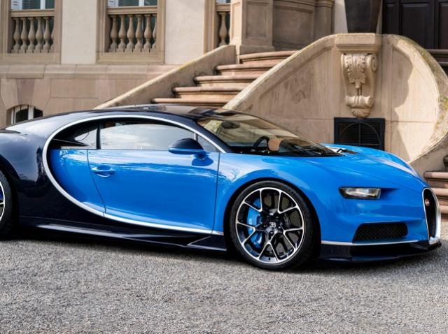 «Все лучшее – своими руками»: компания Bugatti выступает за ручную сборку спорткаров