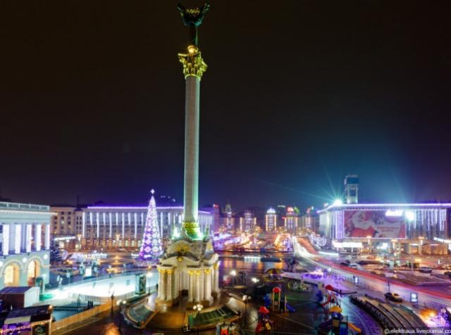 Зустрічаємо Новий 2017 рік у Києві: підбірка заходів