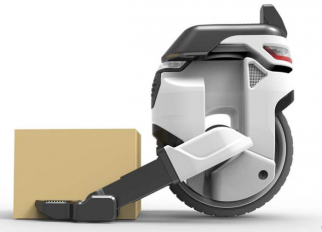 Встречайте! TransWheel — автономный дрон для доставки грузов