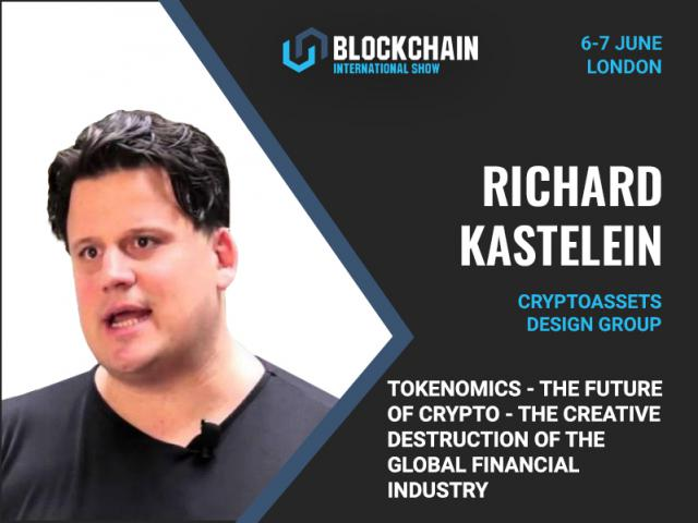 What Is Waiting for Crypto in the Future? Co-founder of Cryptoassets Design Group Will Explore