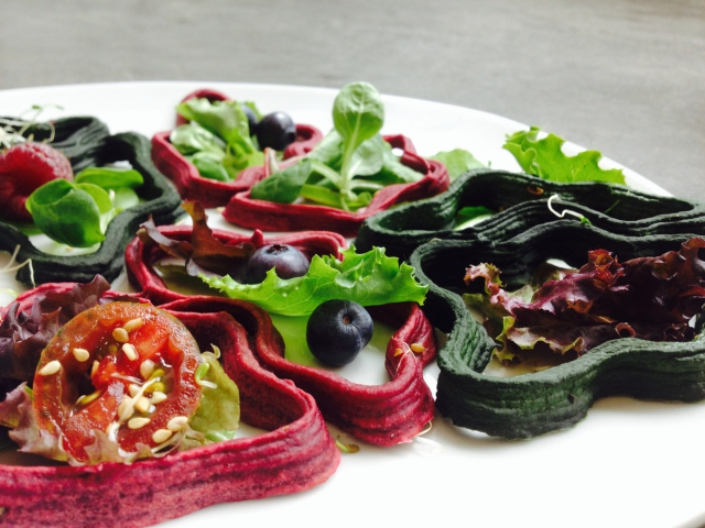 Will 3D printed food become as common as the microwave?