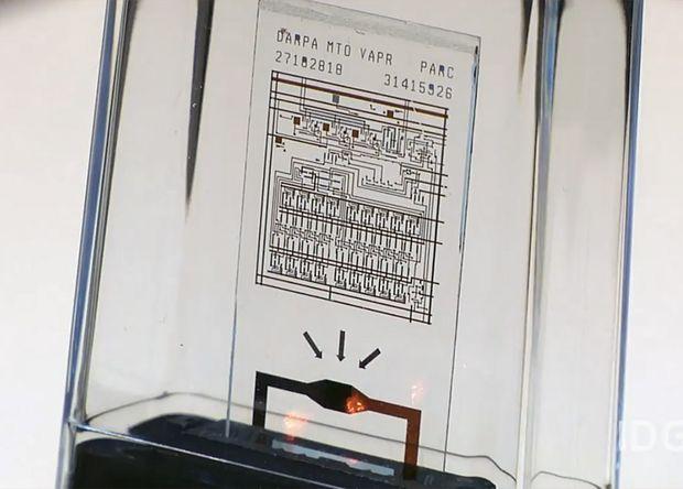 Xerox разработала микросхему, способную к самоуничтожению