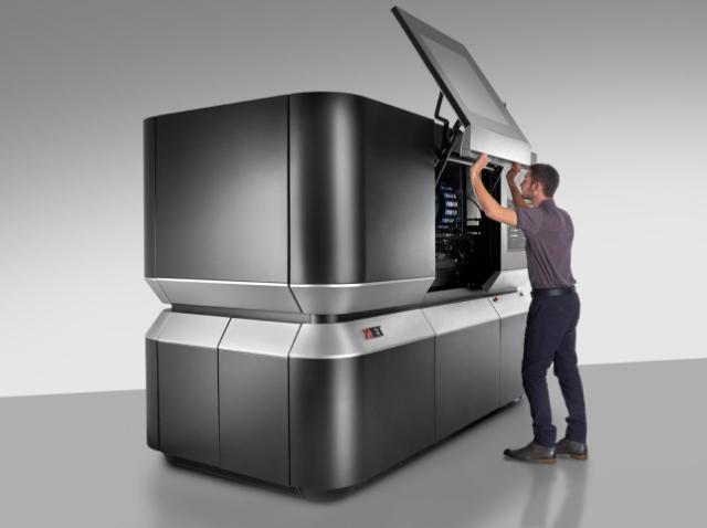 XJet представит новый 3D-принтер, печатающий по технологии напыления наночастиц