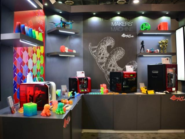 XYZprinting представила свои новые продукты