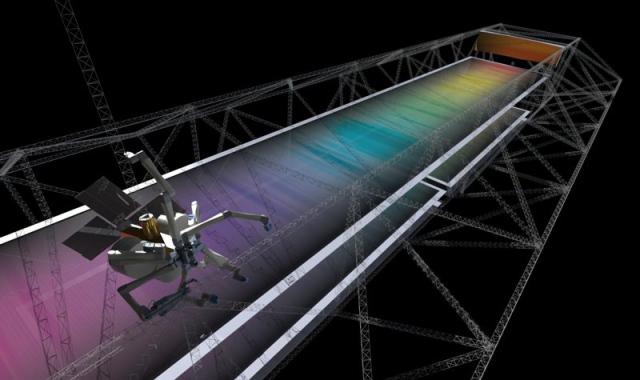 Японцы готовятся сделать беспроводную передачу солнечной энергии реальностью