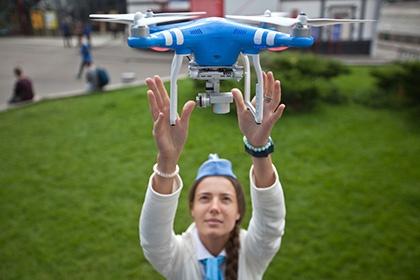 Yota использовала дроны для транспортировки SIM-карт