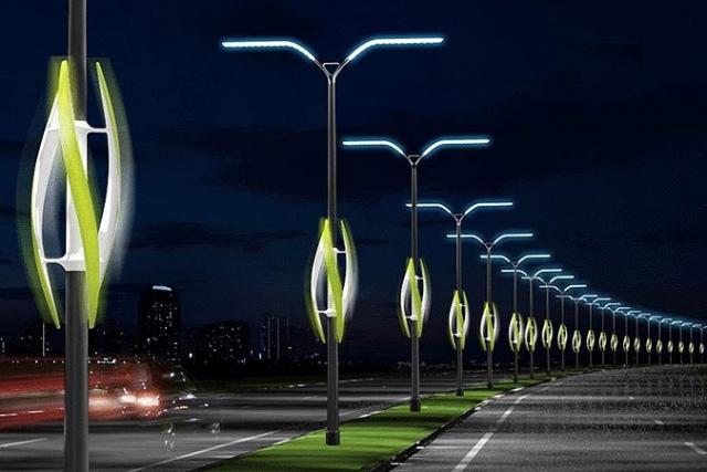 За безопасностью на улицах будут наблюдать фонари