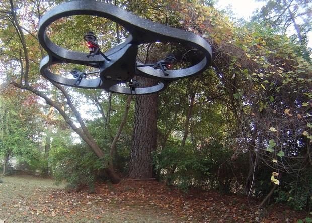 Заблудились в лесу? На помощь спешит дрон