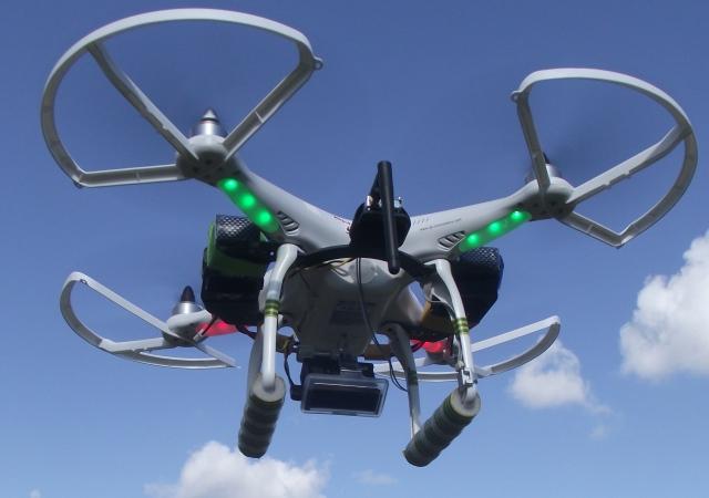 Quadcopter components