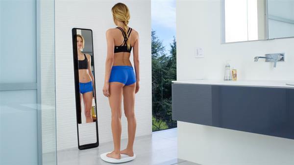 Здоровое тело благодаря 3D-зеркалу от Naked Labs