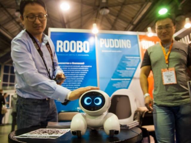Знакомьтесь – пять роботов-участников Robotics Expo 2016