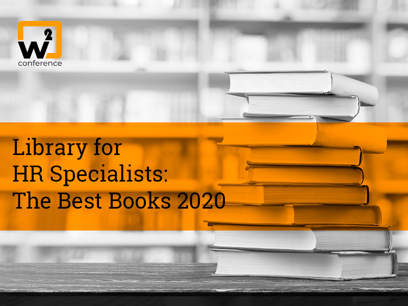 Top 10 Books for HR Manager 2020