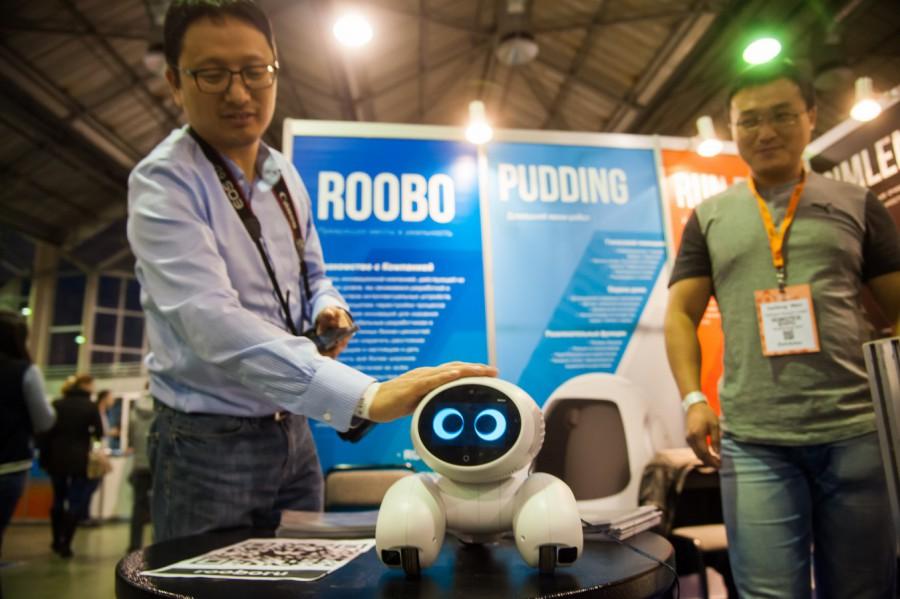 ТОП-5 роботов, которые посетят выставку Robotics Expo 2016