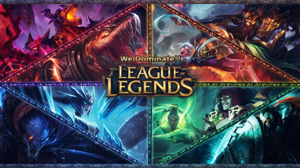 Топ-6 команд по дисциплине League of Legends в июне 2017-го