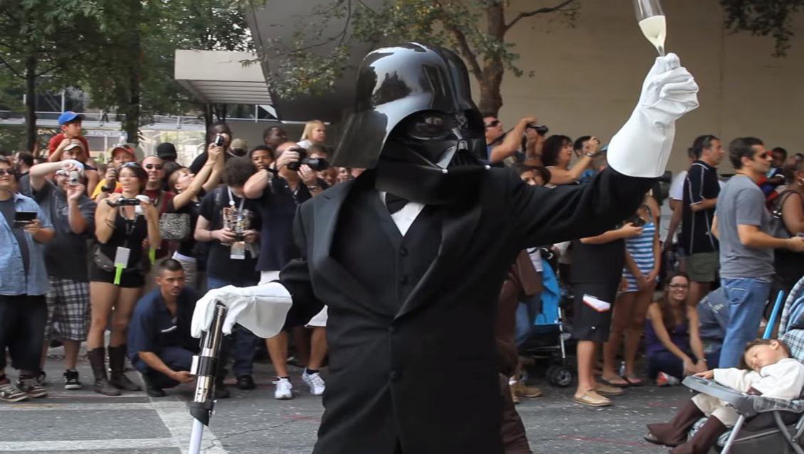 Топ-рейтинг косплеев Star Wars за последние 5 лет