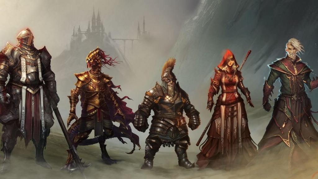 Топовые игры 2017-го: лучшие RPG (ВИДЕО)