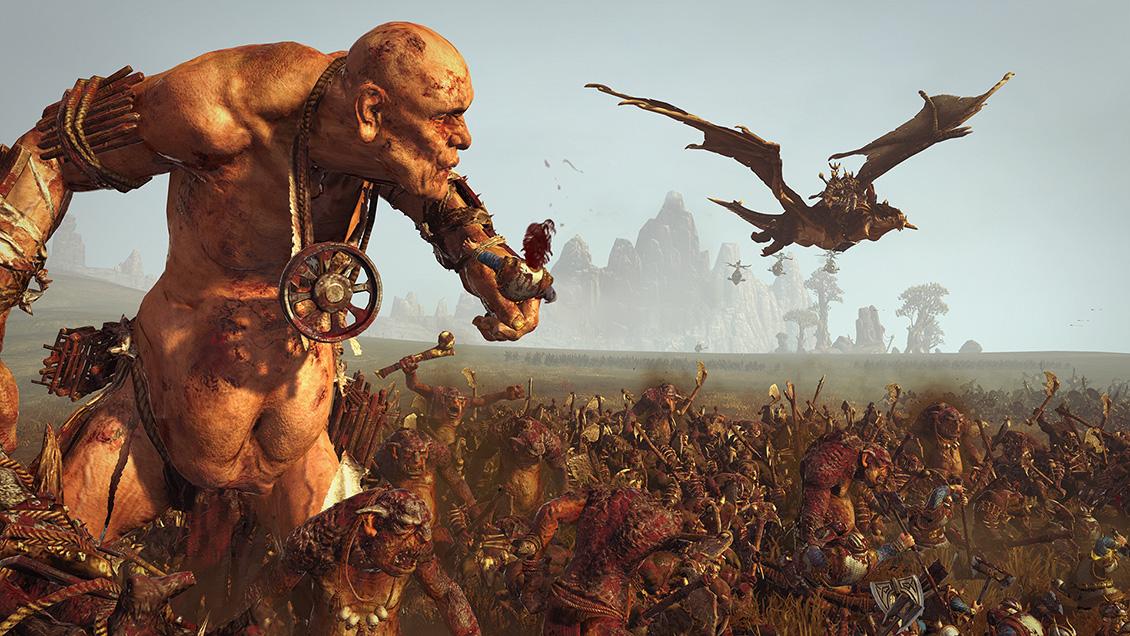 Total War: Warhammer – больше крови, больше отрубленных конечностей