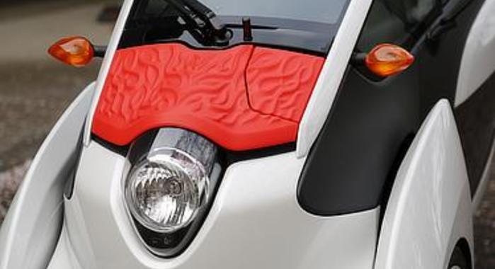 Toyota дает возможность печатать на 3D-принтере запчасти для автомобилей