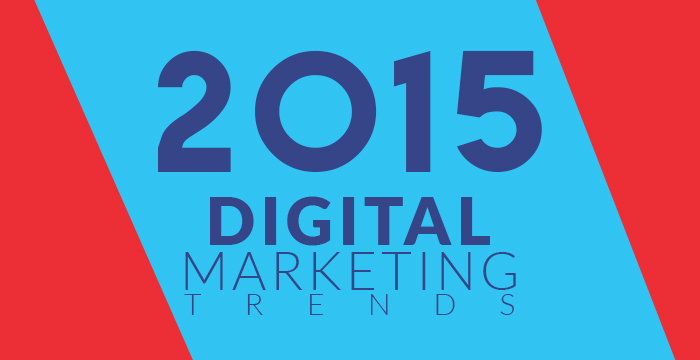 Тренды цифрового маркетинга-2015