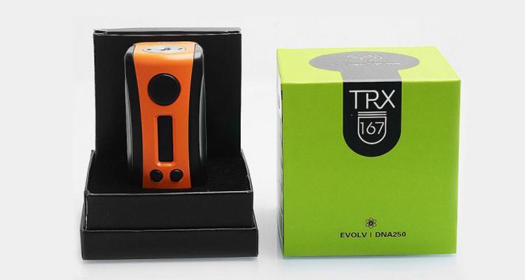 TRX167 от Yoko Vape – экономный вариант для DNA 250