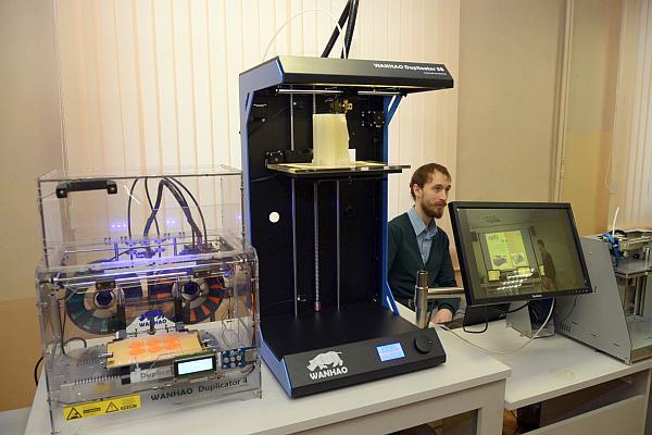 Тверские ученые работают над материалом для строительной 3D-печати