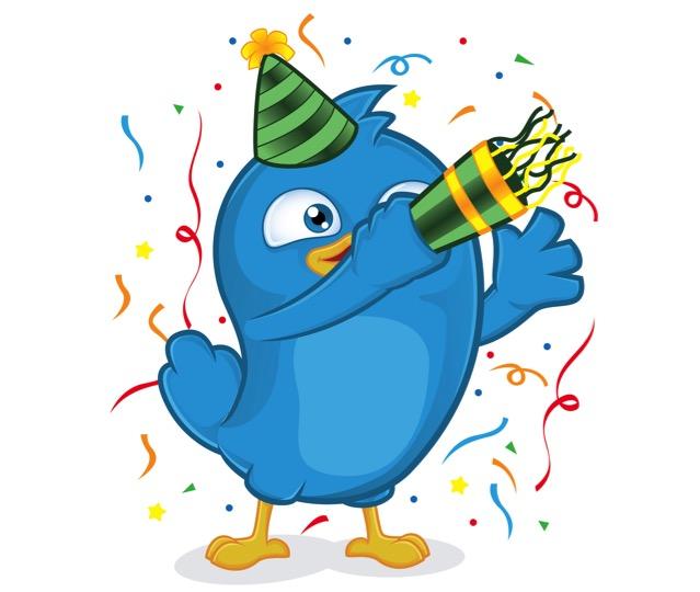 «Tвиттеру» уже 9 лет