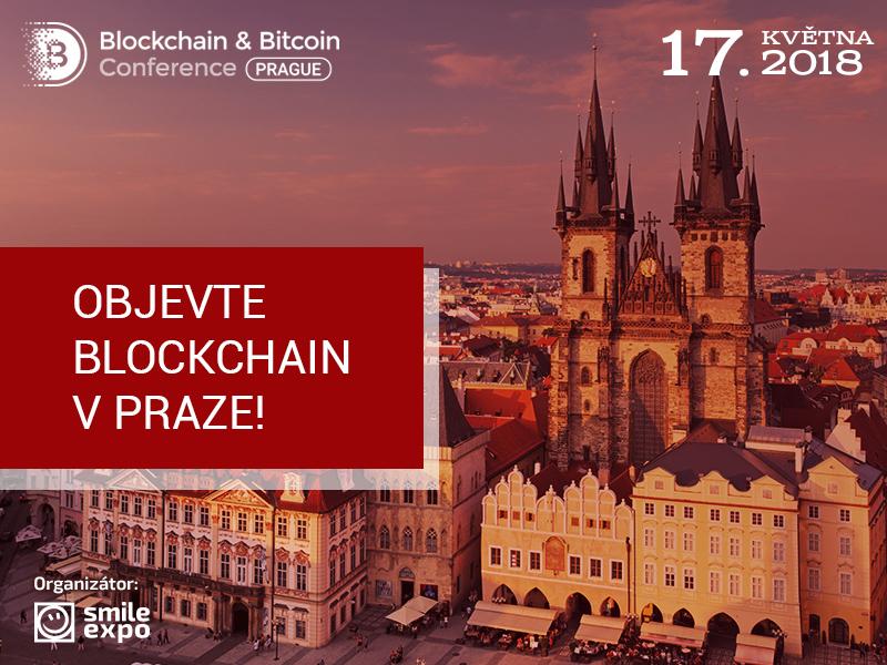 Čtvrtý ročník Blockchain & Bitcoin Conference Prague v Česku: odborná diskuze o pokroku a problémech v odvětví