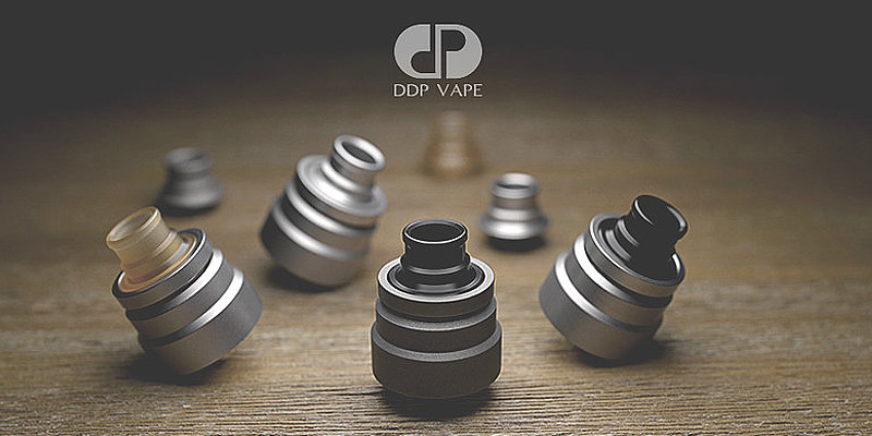 Typhon by DDP Vape – a dandy's dripper
