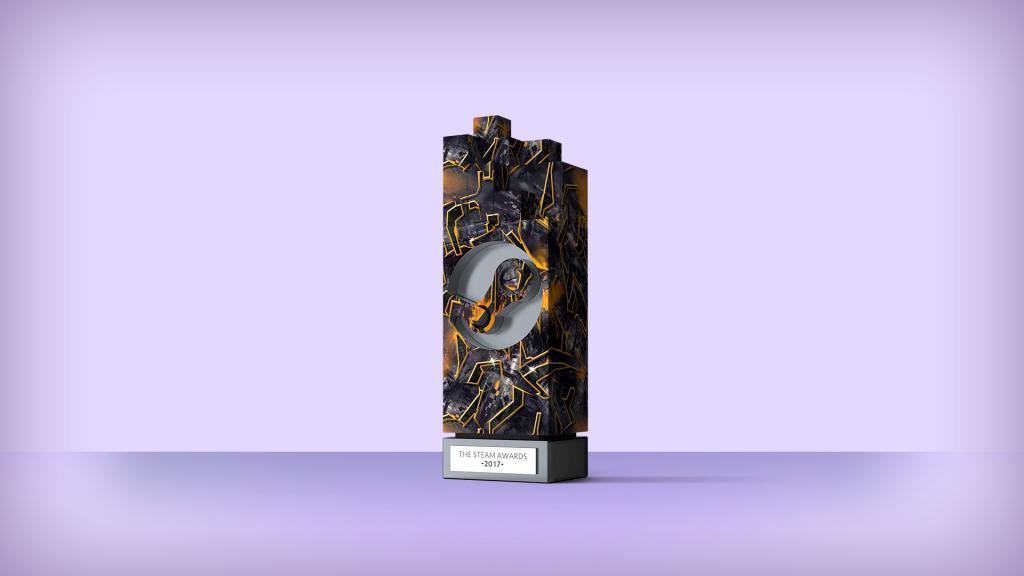 У номінації «Бачу навіть уві сні» на Steam Awards 2017 перемогла CS:GO