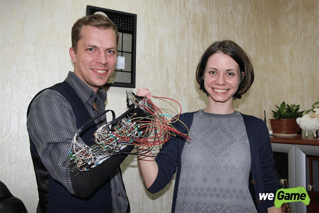 Участники фестиваля WEGAME готовятся к выходу на Kickstarter