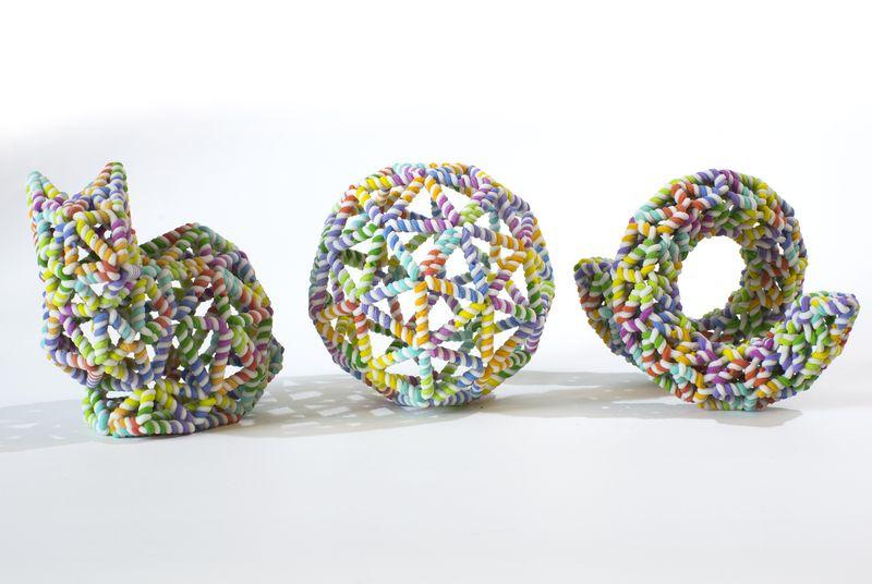 Ученые используют ДНК для 3D-печати объектов размером в нанометры