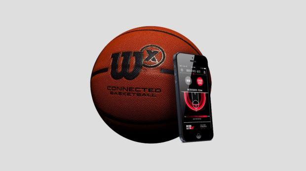 Ученые изобрели умный мяч для баскетболистов