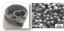 Ученые разработали новый материал с добавлением квазикристаллов для 3D-печати
