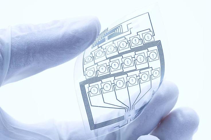 Учёные предлагают делать носимые устройства из гибкой и долговечной наноплёнки