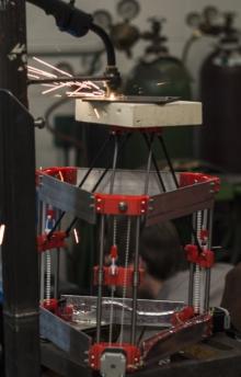 Учёные создали 3D принтер для печати металлом