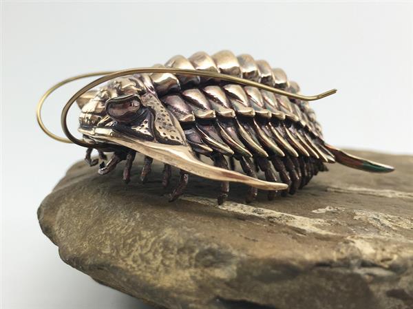 Учёные воссоздают удивительных трилобитов при помощи 3D-принтера
