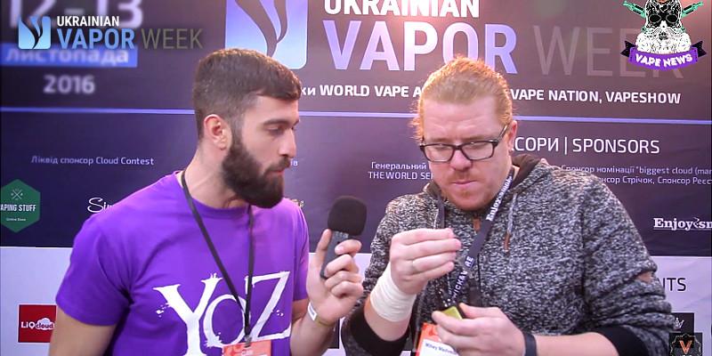 Ukainian Vape Week 2016: ОТЧЕТ
