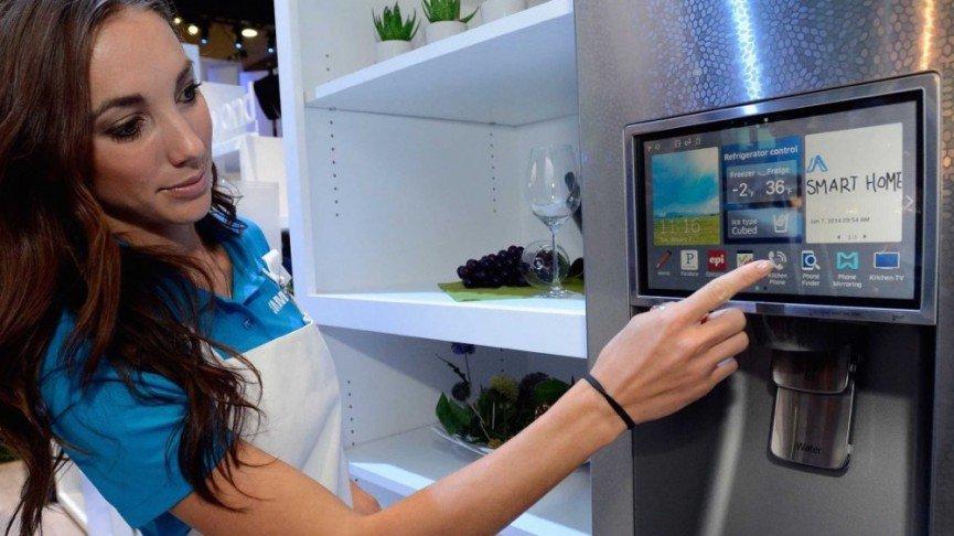 Умная кухонная техника захватывает лидерство в Интернете вещей
