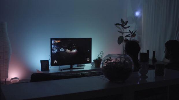 Умная лампа Philips Hue синхронизируется с играми на Xbox One