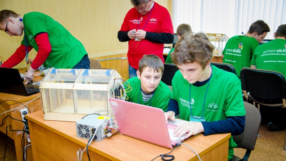 Smart greenhouse provides Udmurt students with the 3rd place in JuniorSkills championship