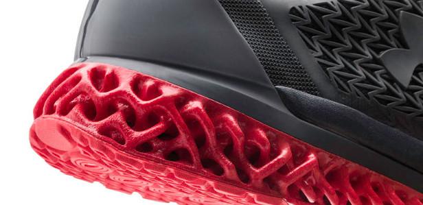 Under Armour за несколько дней распродала уникальные кроссовки, напечатанные на 3D-принтере