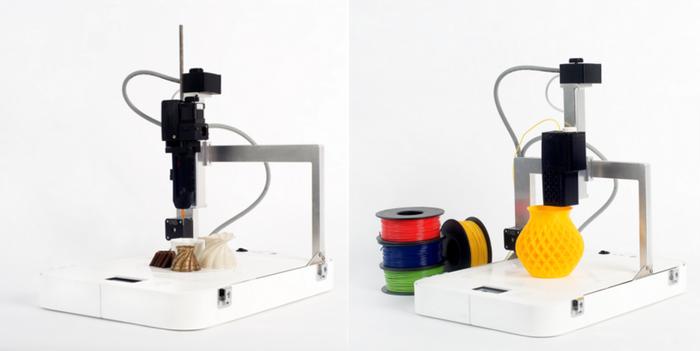 Универсальный переносной 3D-принтер Focus представлен на Kickstarter
