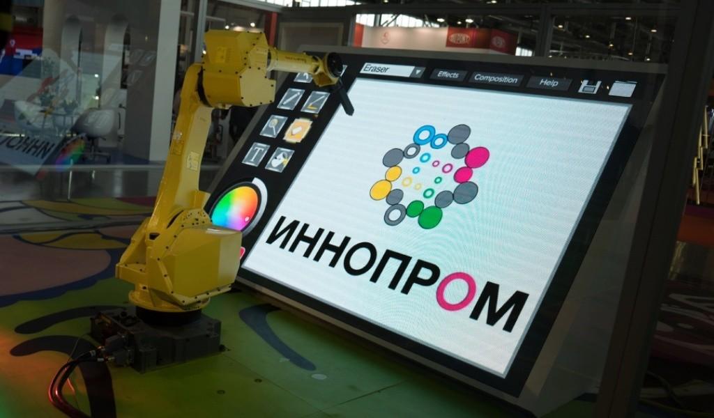 УрФУ продемонстрировал промышленный роботизированный комплекс для 3D-печати металлами