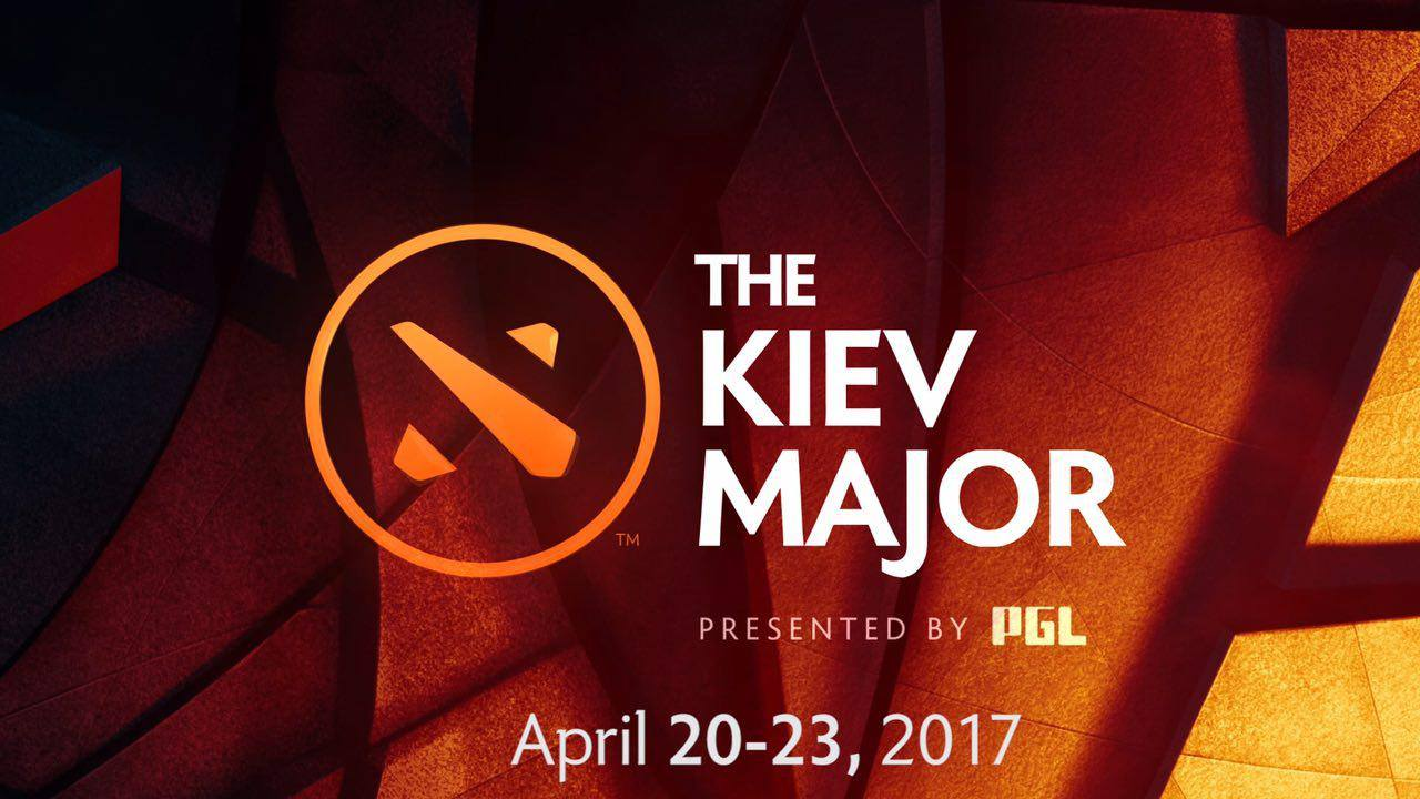 В 2017 году The Major по Dota 2 проведут в Киеве!