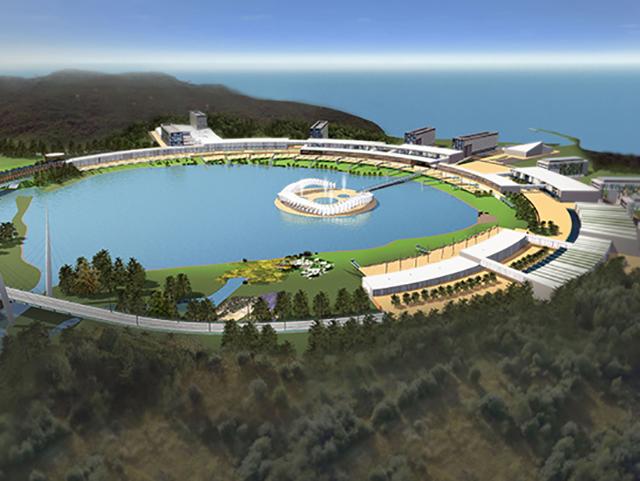 В 2018 году в Приморье откроется новая игорная зона с аквапарком