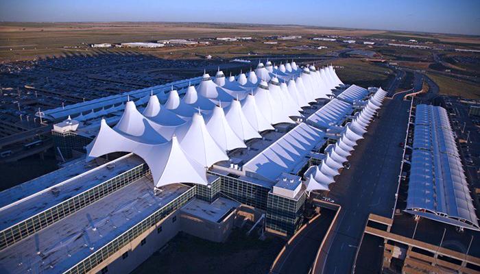 В аэропорту Денвера можно припарковаться за криптовалюту