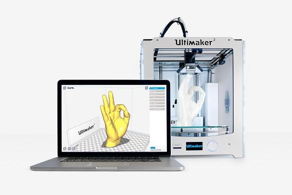 В борьбу за универсальность 3D-печати включилась компания Ultimaker
