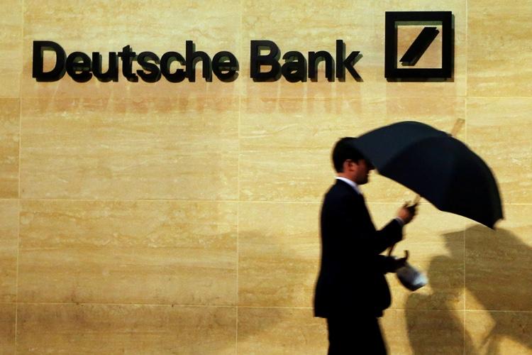 В Deutsche Bank около 50 тыс. сотрудников будут заменены AI-роботами