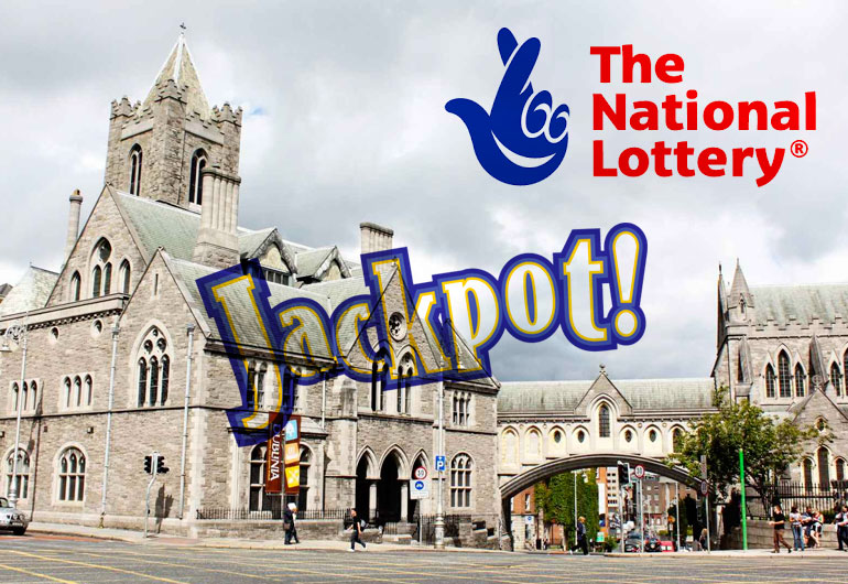 В Дублине коллеги по работе сорвали джекпот National Lottery €2 млн