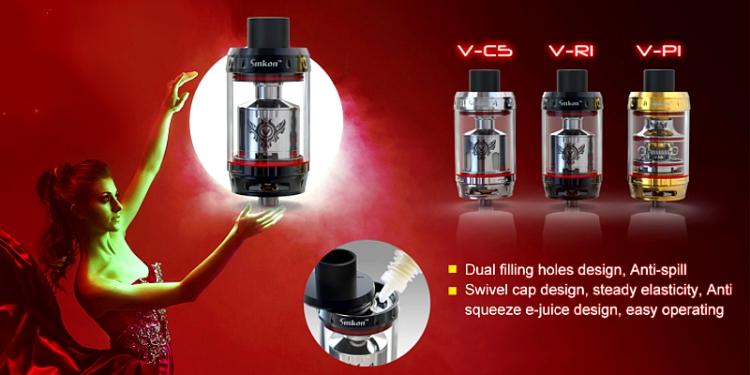 V-Engine от Smkon: идеален для любителей высоких мощностей